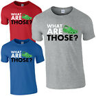 What Are Those? Crocs T-Shirt - Funny Croc Shoes Inspired Gift Joke Mens Top
