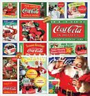 Fabric Art Quilt Vintage - Coca-Cola Collage Ad  15-159 $18.48  on eBay