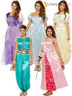 Adult Ladies Fairytale Princess Book Week Fancy Dress Costume Size 10 12 14