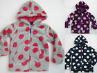 BODEN GIRLS SUPERSOFT TEDDY FLEECE JACKET 3 COLOURS AGES 2-12  BNWOT