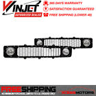 Fits Winjet 05-10 Scion tC With Grill Fog Lights Lamps (Clear)