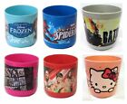 Childrens Mega Brand Plastic Cups Choose Frome Six Designs F013300