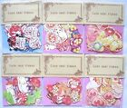 Sack of Cute Seal Sticker Flakes (U Choose Design)