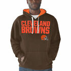 Cleveland Browns MENS Sweatshirt Pullover Hoodie Wild Card by G-III on eBay