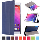 Luxury Leather Slim Flip Stand Magnetic Smart Case For ACER Iconia One 8 B1-820