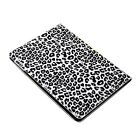 Leopard Print Full Body Hard Case Cover With Stand For iPad Air / iPad 5