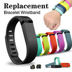 Replacement Wristband Band FOR fitbit flex Large Small Size w/ Clasp No Tracker