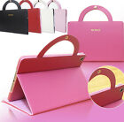 New Handbag Leather Magnetic Smart Stand Case Cover for iPad 2 3 4 5 6 Mini Air