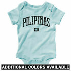 Pilipinas One Piece - Philippines Pinoy Baby Infant Creeper Romper - NB to 24M