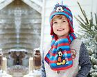 Avon MICKEY MOUSE HAT & SCARF SET ~ Ideal Gift ~ New