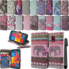 For Samsung Galaxy S5 Sport G860 Flip Wallet LEATHER Skin POUCH Case Cover + Pen
