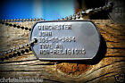 Supernatural John Winchester Dog Tags