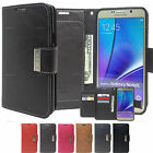 M&G Secret PU Leather Dual Wallet Case Cover For Samsung Galaxy Various Phones