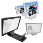 3D Movie Amplifier Foldable Phone Screen Magnifier Expander Enlarge Holder Stand