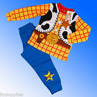Boys Official Toy Story Woody Pyjamas Age 2 - 6 Years