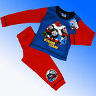 Boys Official Thomas and Friends Tank Engine Pyjamas Age  1 2 3 4 Years