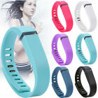 New Mint Small/Large Replacement Wrist Band Wristband for Fitbit Flex w/Clasps