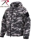 Urban Digital Military Special Ops Tactical Waterproof Soft Shell Jacket 98701