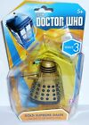 "Doctor Who 3.75"" Wave 3 Figures Choose 10th, 11th, 12th, Dalek, Amy or Skovox"