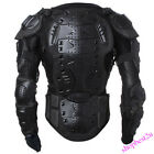 Motorcycle Full Body Armor Jacket Spine Chest Protection Gear  S M L XL XXL XXXL