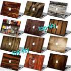 """Laptop 3D Wood Painted Hard Case Cover for Macbook Pro 13""""15""""Retina Air 11""""12"""""""