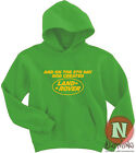 on the 8th Day God created Land Rover Hoodie Defender Landy Off road 4WD