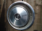 1+VINTAGE+1970+1971+LINCOLN+MARK+SERIES+15%22+HUBCAP+HUB+CAP+WHEELCOVER+70+71