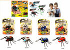 Wild Pets - Real Life Electronic Spider Toy - Creepster - Eyegore - Wolfgang