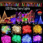 Waterproof 2M-100M LED Fairy String Lights For Xmas Garden/Party/Wedding Decor