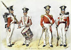Queen's Own Royal West Kent Regiment Uniforms No.6 - 1840