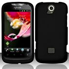 For Huawei myTouch Q U8730 Rubberized Hard Snap on Protective Skin Cover Case