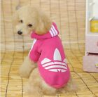 New Fashion Small Pet Dog Cat Puppy Warm Sweater Hoodie Coat Costume Apparel