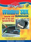 Shevron Window Socks Sox for Holden Camira JB-JD-JE WAGON 8/1982-6/1989