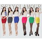 Fashion Lady OL Sexy Mini Skirt Striped Short Slimming Pencil Skirt Dresses LA