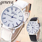 Luxury Concise Fashion Women Watches Leather Quartz Wrist Watch For Womens Gift