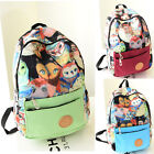 New Fashion Women's Canvas Travel Satchel Shoulder Bag Backpacks School Rucksack