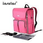 Fashion Baby Diaper Nappy Backpack Bag Waterproof Mommy Mummy Changing Backpack