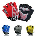 Fashion Angel Wings Style Cycling Bike Bicycle Sports Half Finger Glove M/L/XL