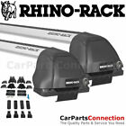 Rhino-Rack RS624 Vortex Silver Roof Rack For LAND ROVER Range Rover Sport 14-18