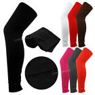 Women's Thermal Fleece Lined Leggings Pants Warm Stretchy Plain Regular Size New