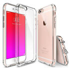 New Slim Transparent Crystal Clear Hard TPU Case Cover For iphone 6 6s Plus