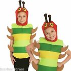 Very Hungry CATERPILLAR Bug Ball WORLD Boys Girls BOOK DAY Fancy Dress Costume