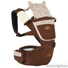 I-Angel ANIMAL Hipseat +Hipseat Carrier,  BRAND NEW MODEL,  Authentic Baby Wrapper