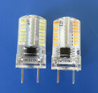 G8 Led bulb 35mm 64-3014 SMD 110~120V Dimmable Silicone Crystal White/Warm White