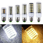 E27 15W 220V 5733 SMD Energy Saving Light Corn Lamp Bulb Warm White/Pure White