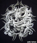 T-Shirt  Dragon  Fun  Biker  Tattoo  Männer  Men   NEU