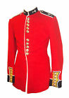 WELSH GUARDS SERGEANT TUNIC - RED - CEREMONIAL - USED CONDITION