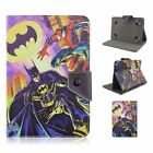 New Kids Cute Cartoon Folding Universal Leather Case Cover For RCA 7* 10* Tablet