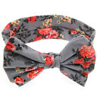 Lovely Baby Kids Girl Print Floral Butterfly Bow Hair Band Turban Knot Headband