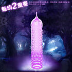 1 3XLot Adult Penis Ring Extension Enlarger Sleeve Condom Enhancer Impotence Aid